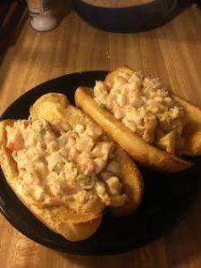lobsta finshed