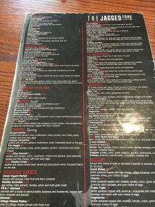 fork menu